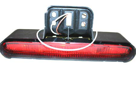 Mercedes G-Class 3rd Brake Light Kit.
