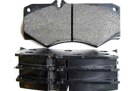 Mercedes W460 Front Brake Pads.