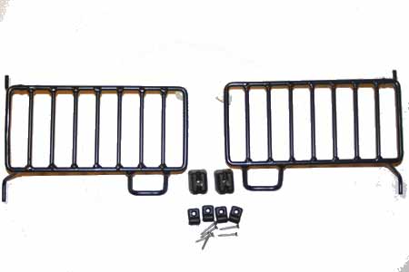 Mercedes W460 Tail Lights Guard Kit.