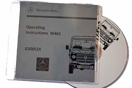 mercedes w461 g300cdi owner s manual dvd rh fourbyfourclub com