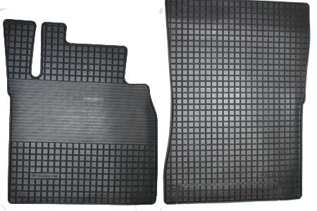 G Floor Mats >> Mercedes G Class Winter Floor Mats Kit 5 Doors