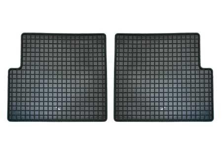 Mercedes G Class Winter Floor Mats Kit 5 Doors