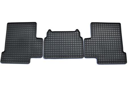 G Floor Mats >> Mercedes G Class Winter Floor Mats Kit 3 Doors