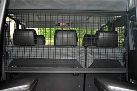 Mercedes g class dog net cargo divider for Mercedes benz cargo net