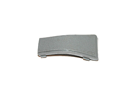 Mercedes G-Class Rear Panel Door Handle Plug Grey LEFT.