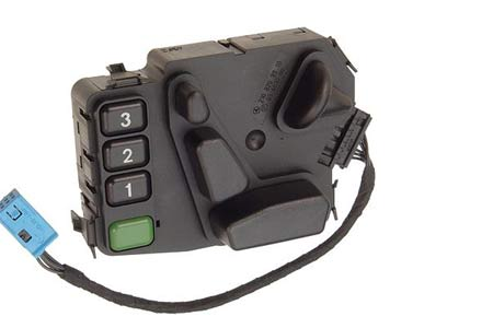 Mercedes G500/G55 Seat Switch LEFT 2002- 2004.